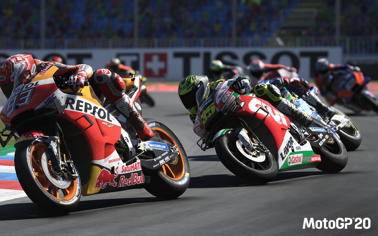 MotoGP 20 Wallpaper in 1280x800