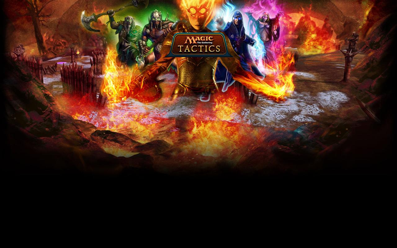 Free Magic: The Gathering � Tactics Wallpaper in 1280x800
