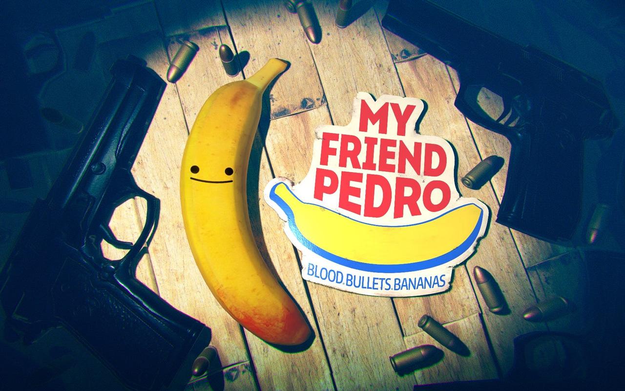 Free My Friend Pedro Wallpaper in 1280x800