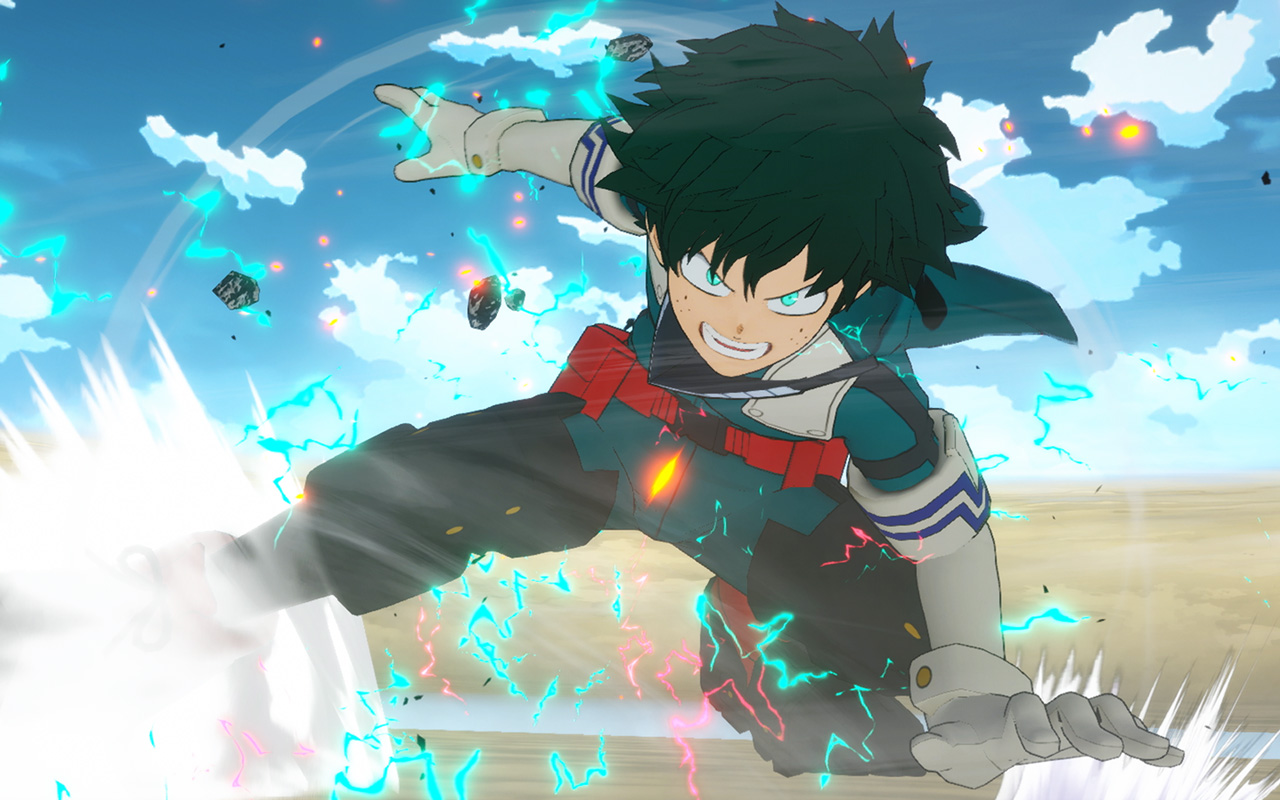 Free My Hero: One's Justice 2 Wallpaper in 1280x800