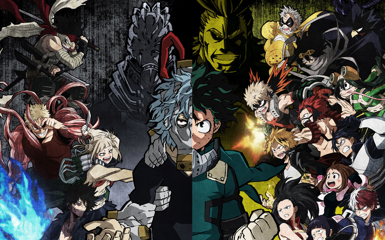 Free My Hero: One's Justice Wallpaper in 1280x800