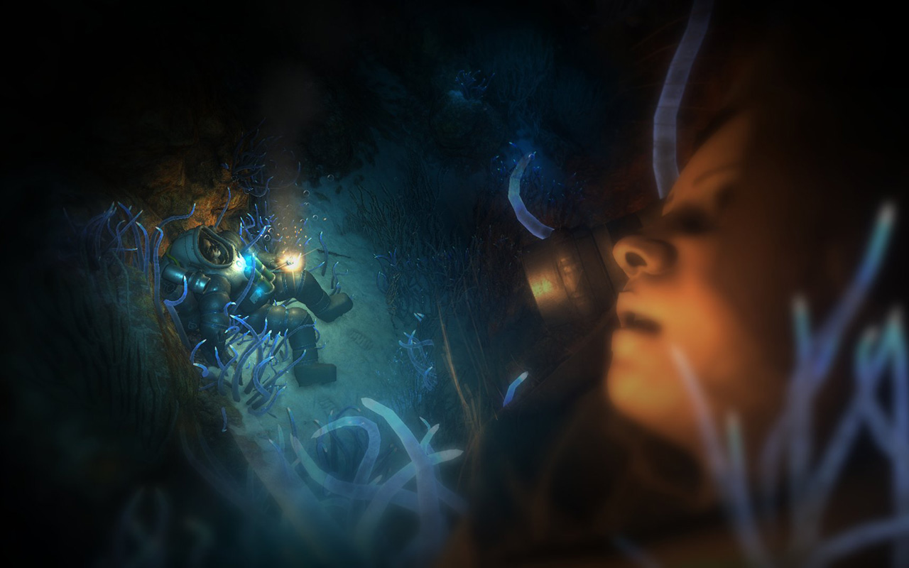 Free Narcosis Wallpaper in 1280x800