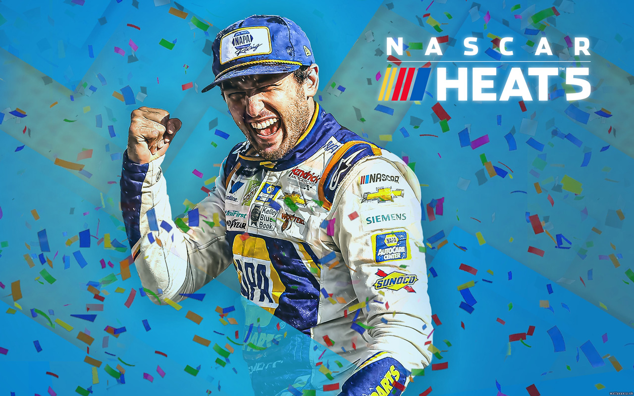 Free NASCAR Heat 5 Wallpaper in 1280x800