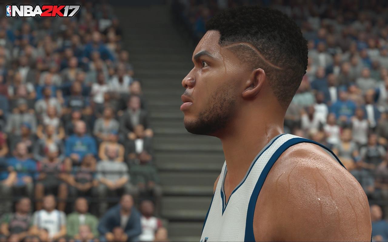Free NBA 2K17 Wallpaper in 1280x800