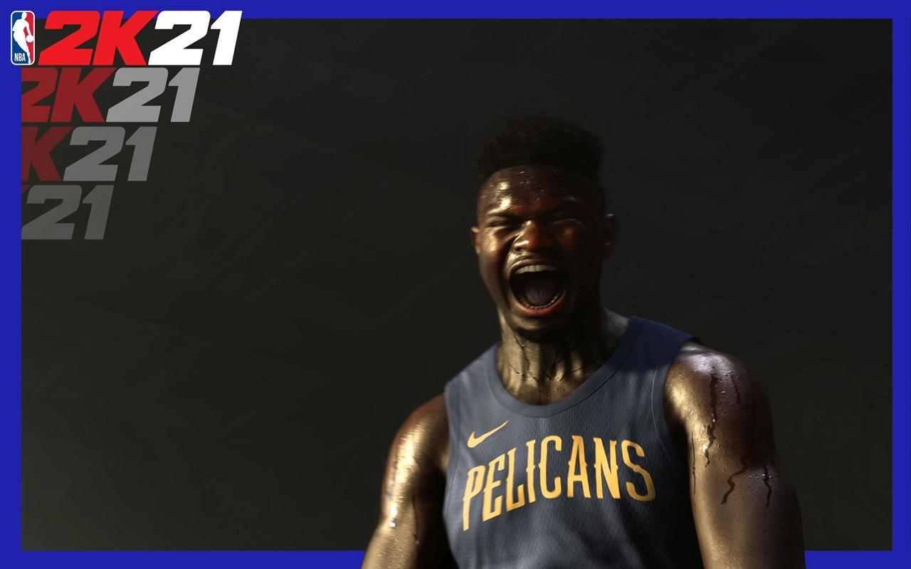 Free NBA 2K21 Wallpaper in 1280x800