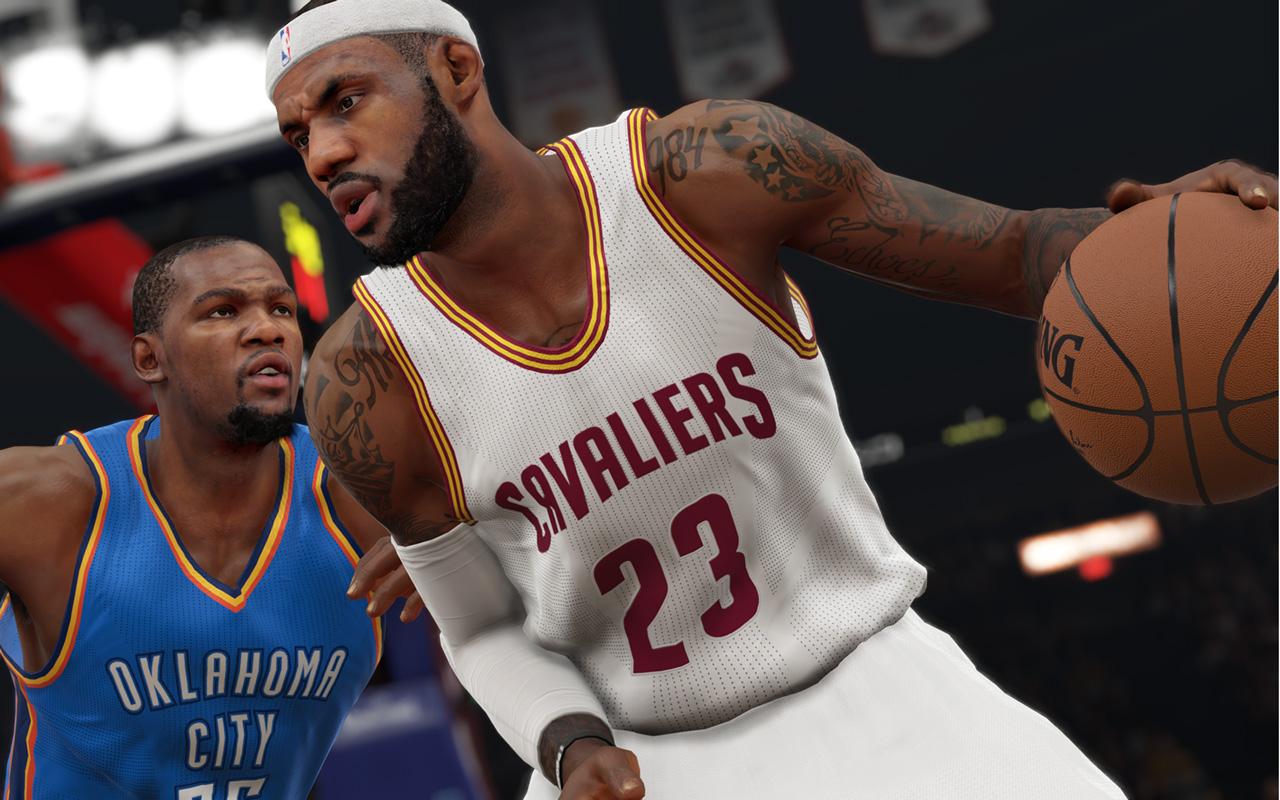 Free NBA 2K15 Wallpaper in 1280x800