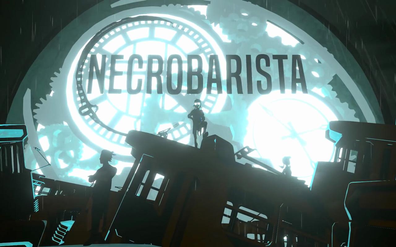 Free Necrobarista Wallpaper in 1280x800