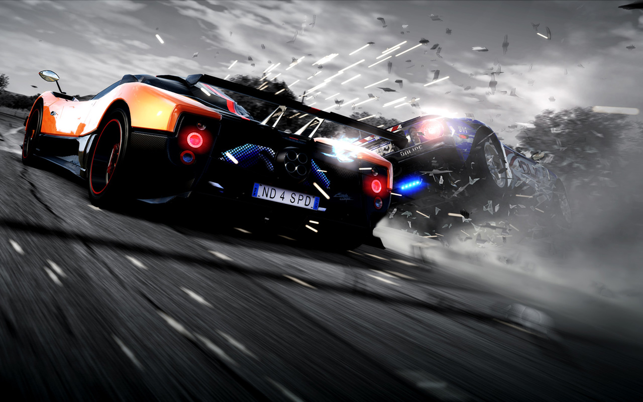 Free Need for Speed: Hot Pursuit Wallpaper in 1280x800