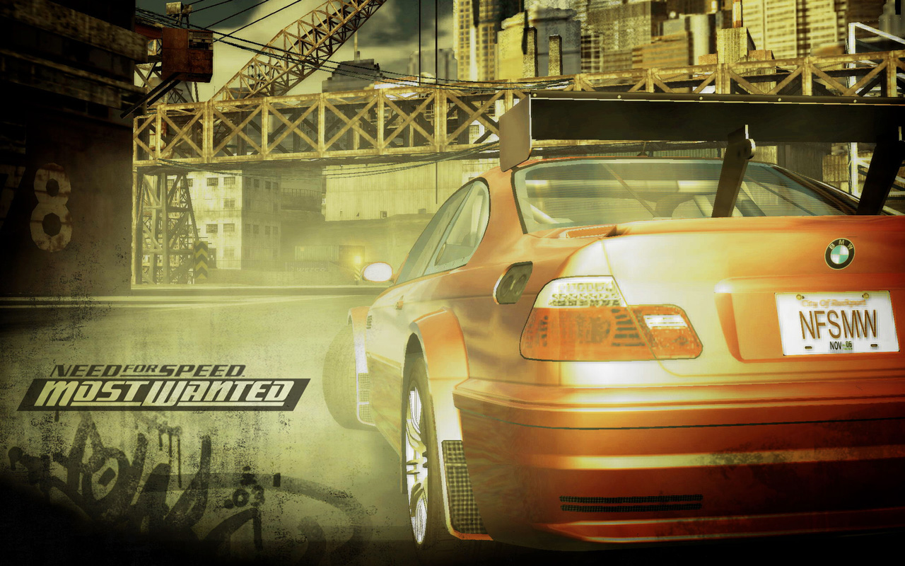 Free Need for Speed: Most Wanted Wallpaper in 1280x800
