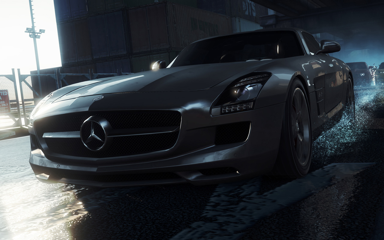 Free Need for Speed: Most Wanted (2012) Wallpaper in 1280x800