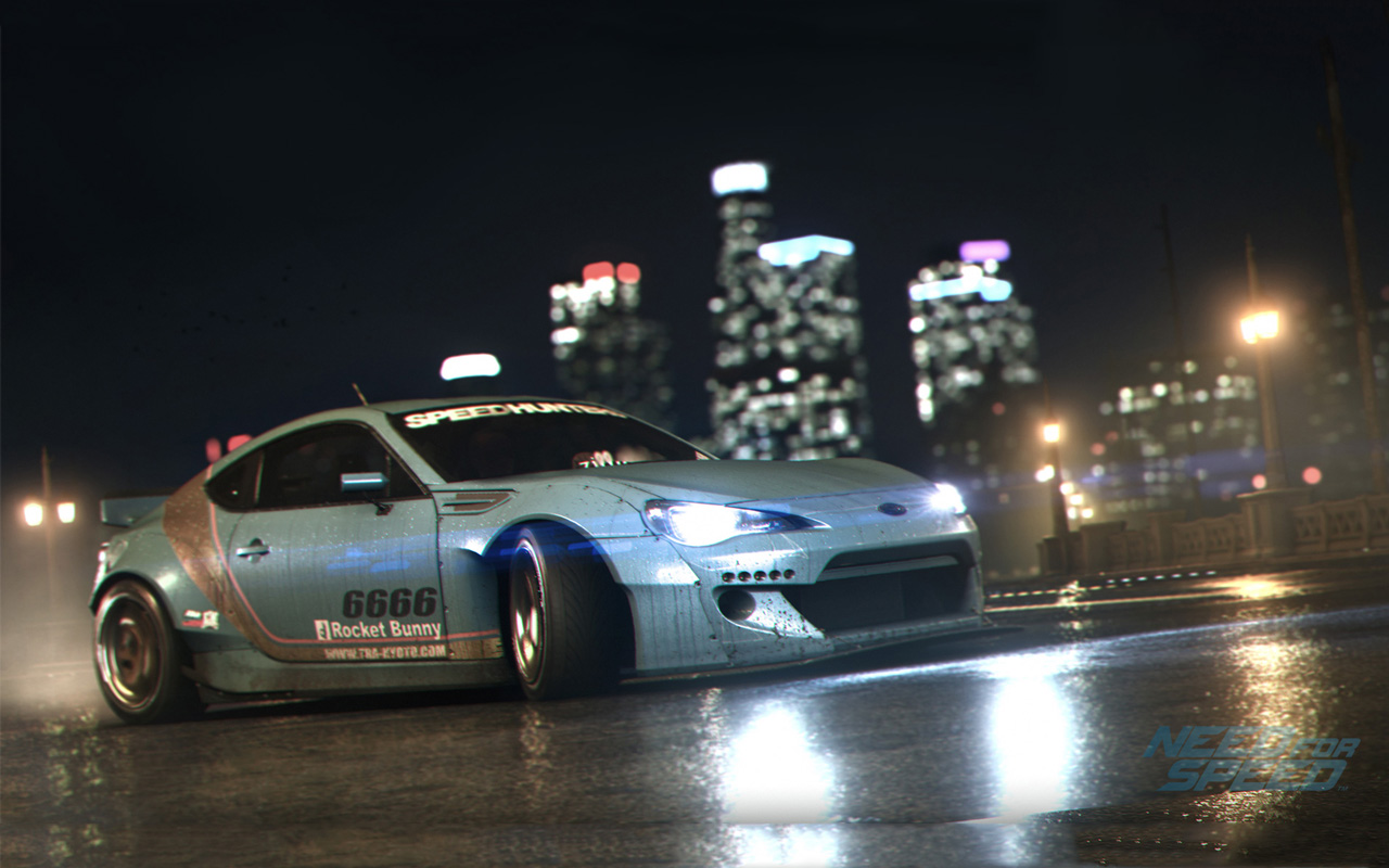 Free Need for Speed Wallpaper in 1280x800
