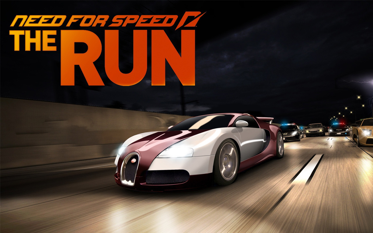 Free Need for Speed: The Run Wallpaper in 1280x800