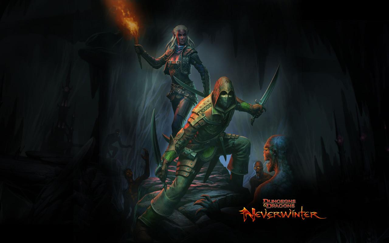 Free Neverwinter Wallpaper in 1280x800