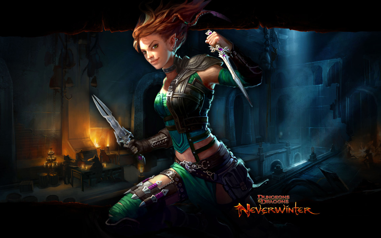 Neverwinter Wallpaper in 1280x800