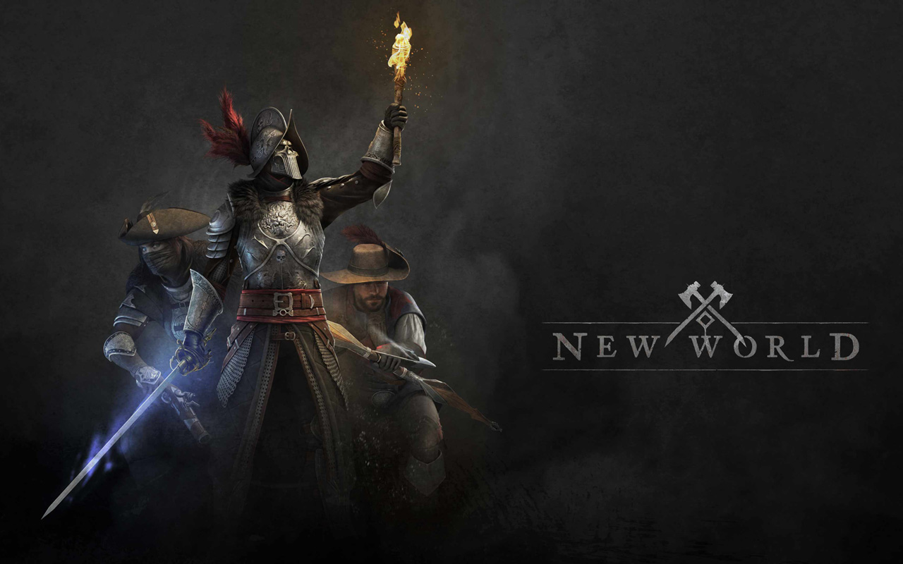 Free New World Wallpaper in 1280x800