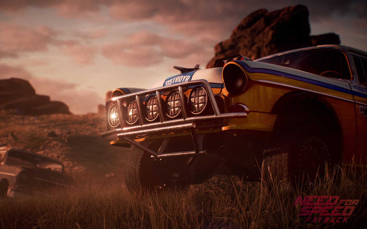 Free Need For Speed Payback Wallpaper in 1280x800