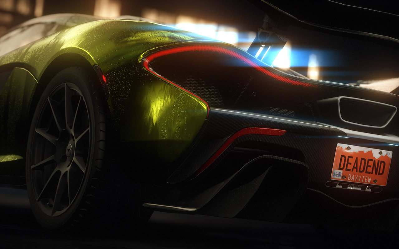 Free Need for Speed: Rivals Wallpaper in 1280x800