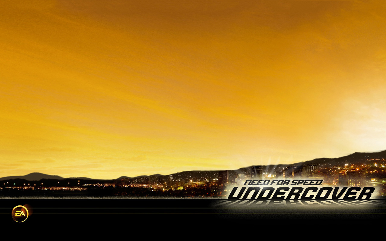 Free Need for Speed: Undercover Wallpaper in 1280x800