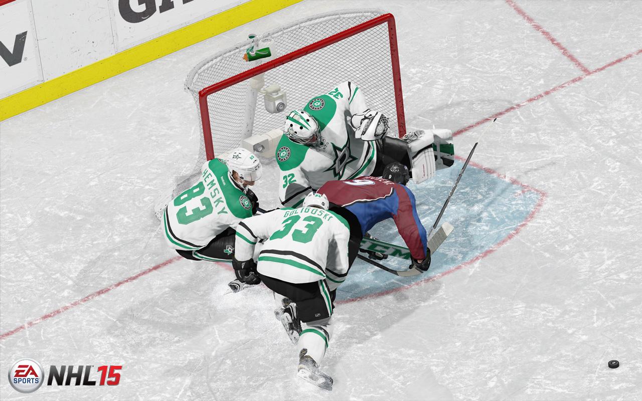 Free NHL 15 Wallpaper in 1280x800
