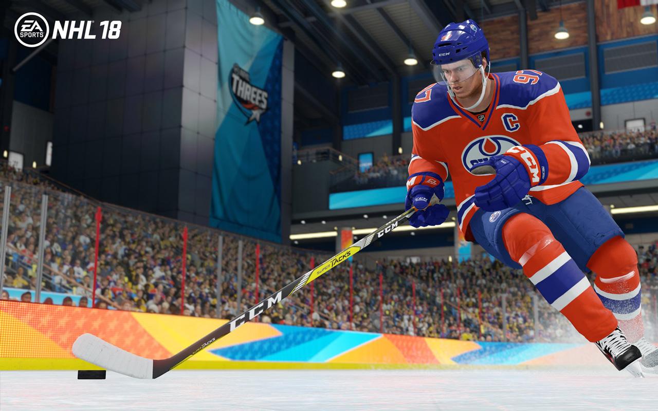 Free NHL 18 Wallpaper in 1280x800