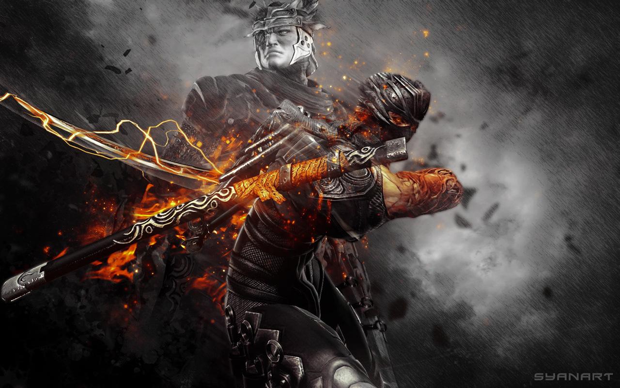 Free Ninja Gaiden 3 Wallpaper in 1280x800