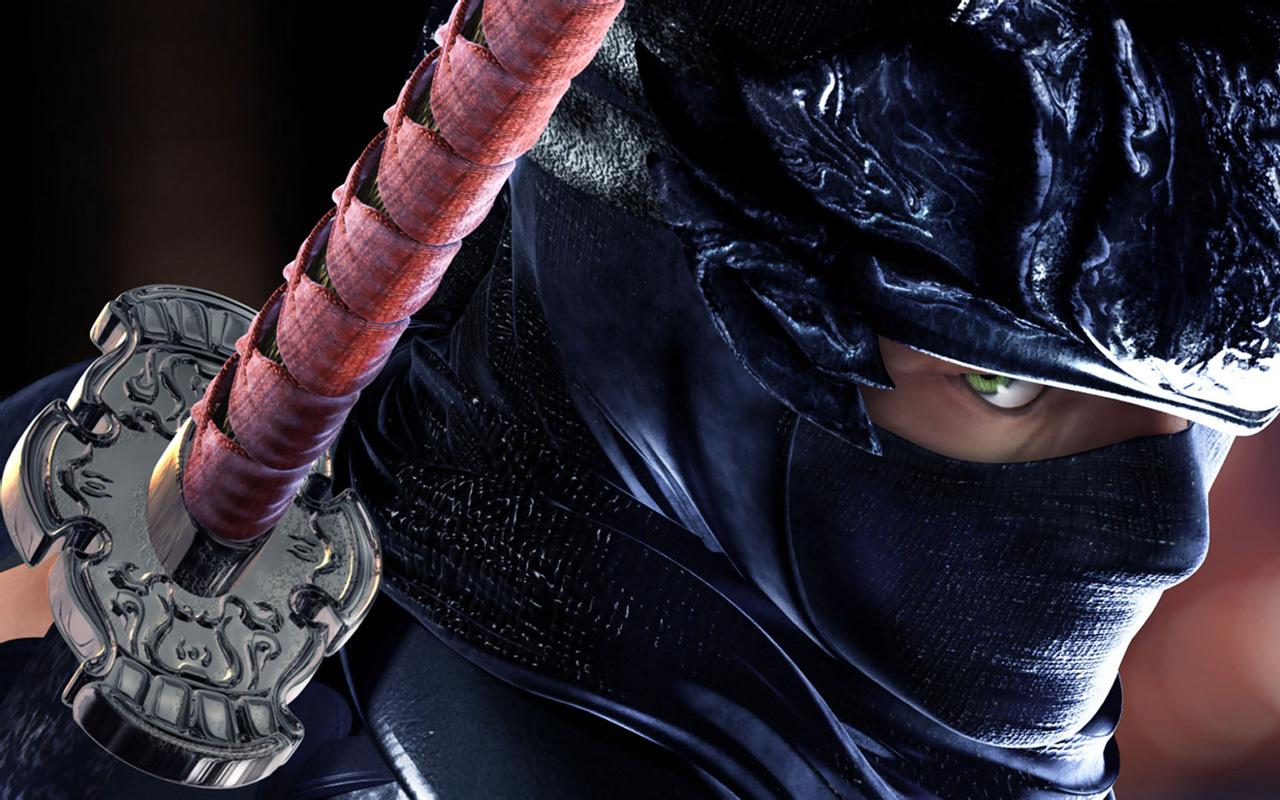 Free Ninja Gaiden 2 Wallpaper in 1280x800