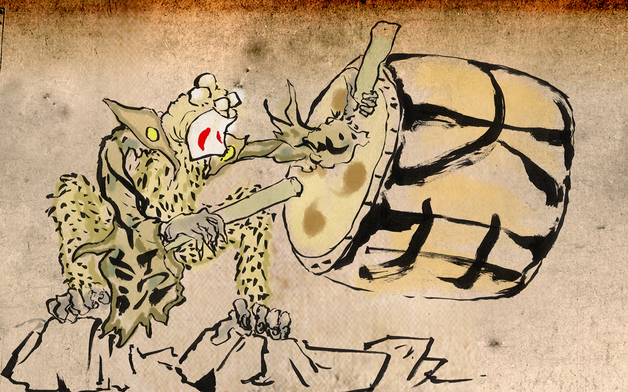 Free Okami Wallpaper in 1280x800