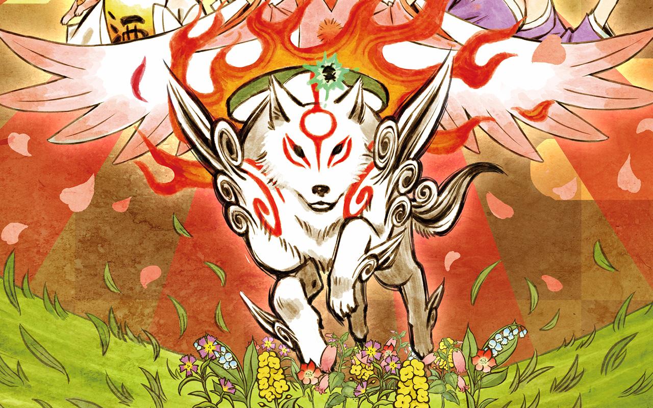 Free Okami Wallpaper in 1280x800