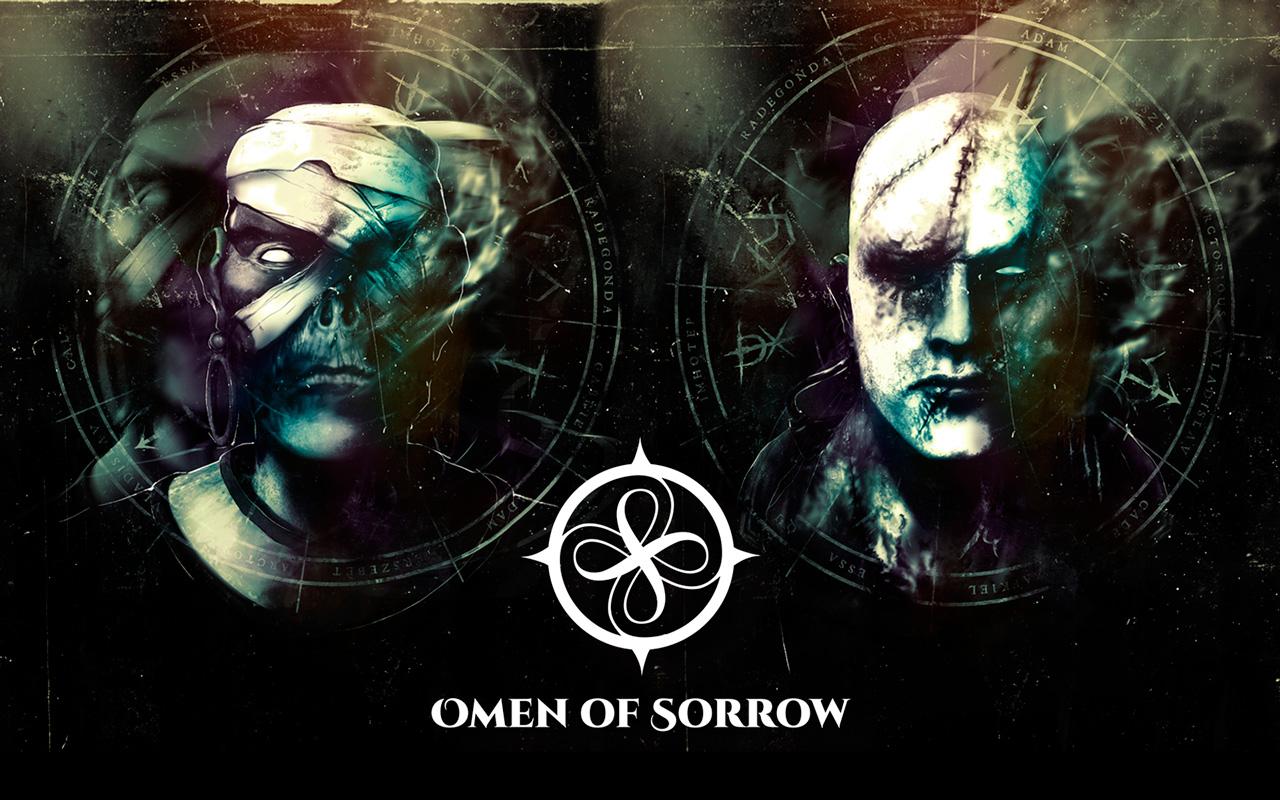 Free Omen of Sorrow Wallpaper in 1280x800