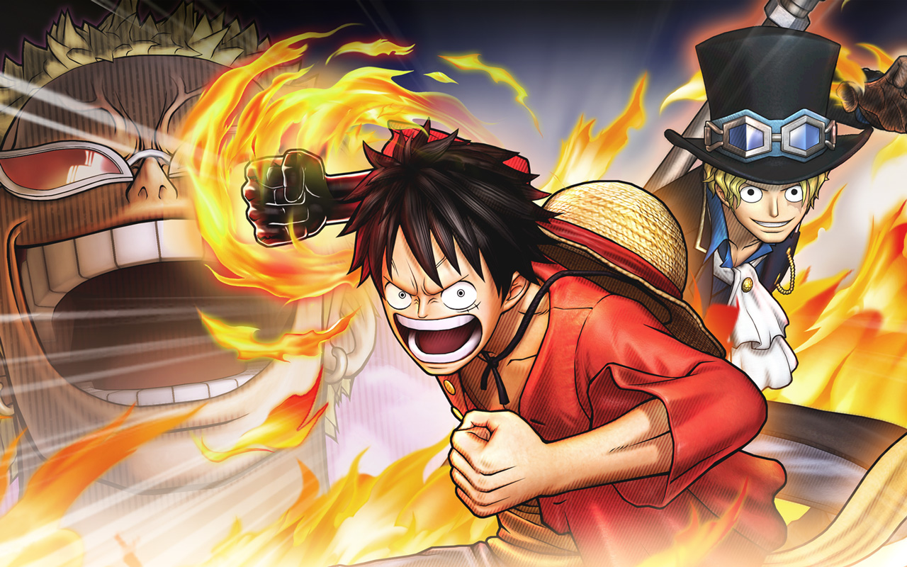 Free One Piece: Pirate Warriors 4 Wallpaper in 1280x800
