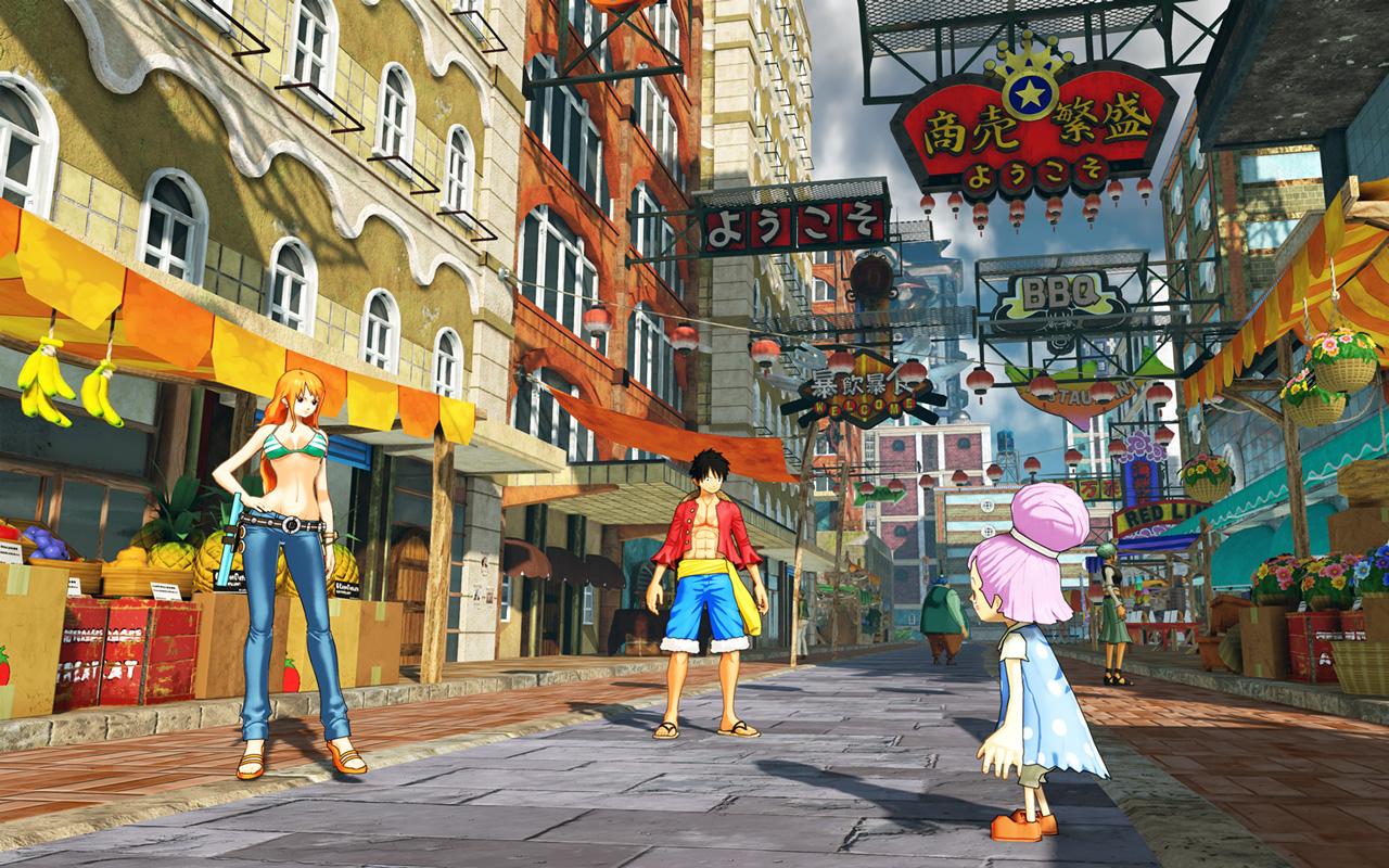 Free One Piece: World Seeker Wallpaper in 1280x800