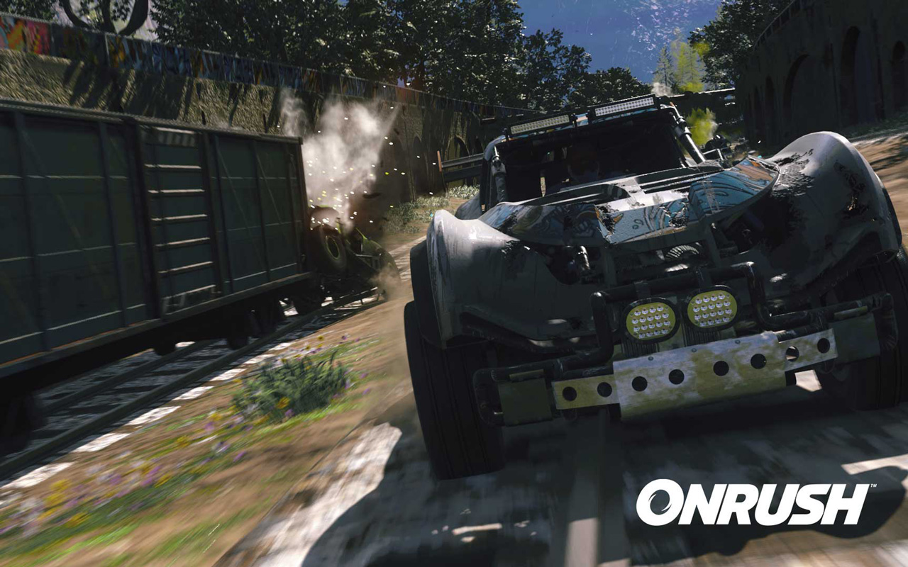 Free Onrush Wallpaper in 1280x800