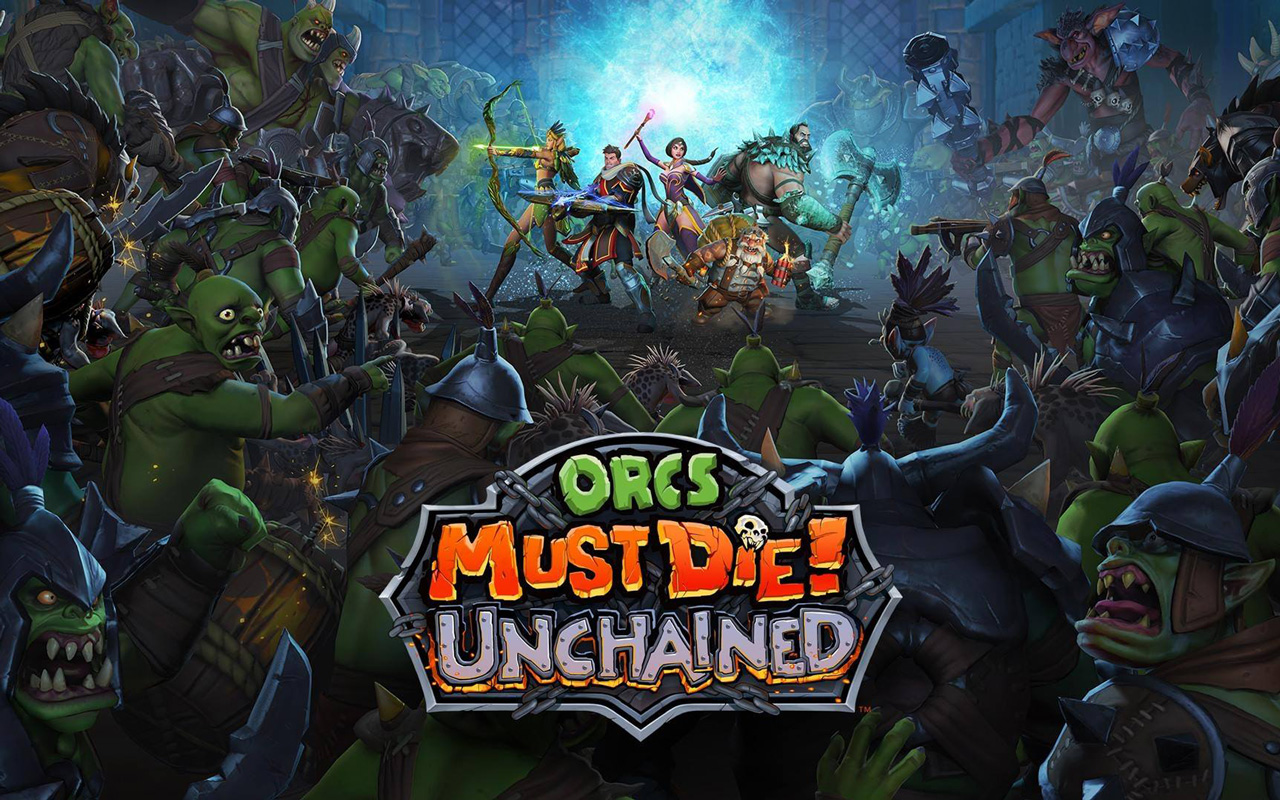 Free Orcs Must Die! Unchained Wallpaper in 1280x800