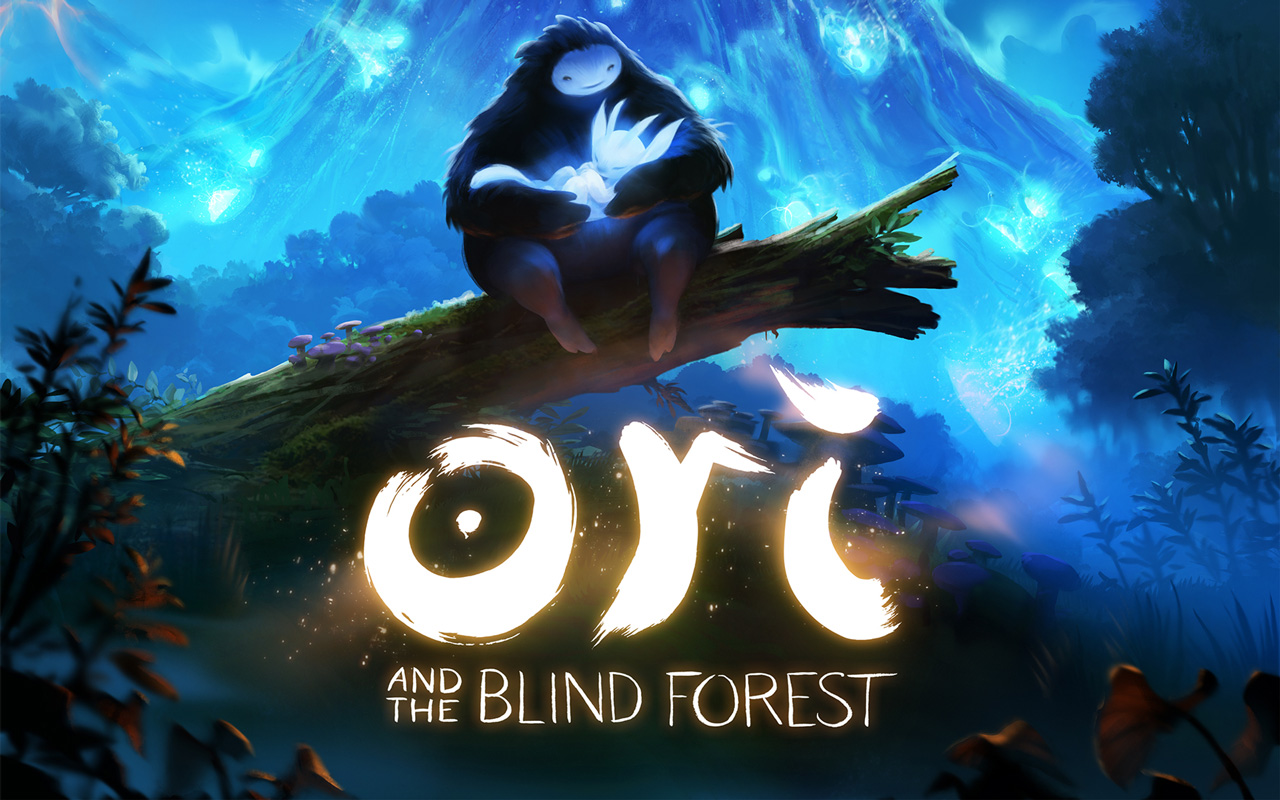 Free Ori And The Blind Forest Wallpaper in 1280x800
