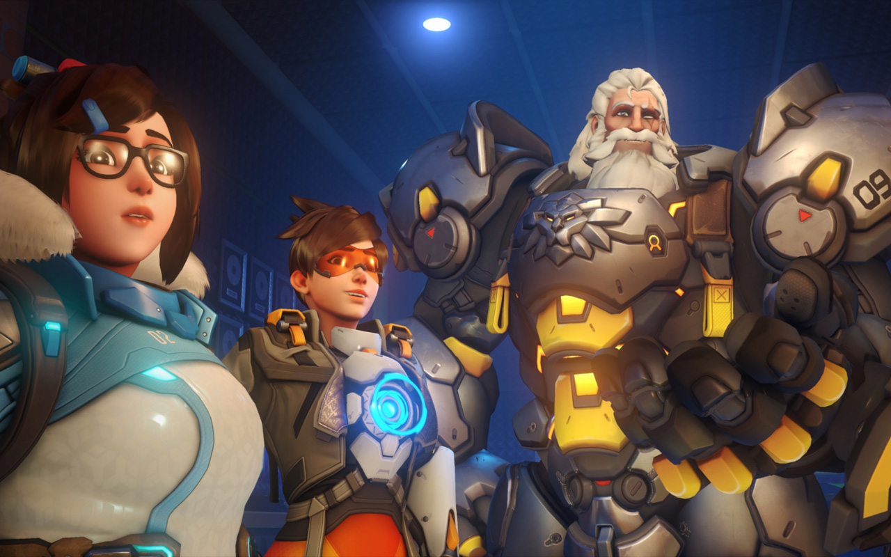 Free Overwatch 2 Wallpaper in 1280x800