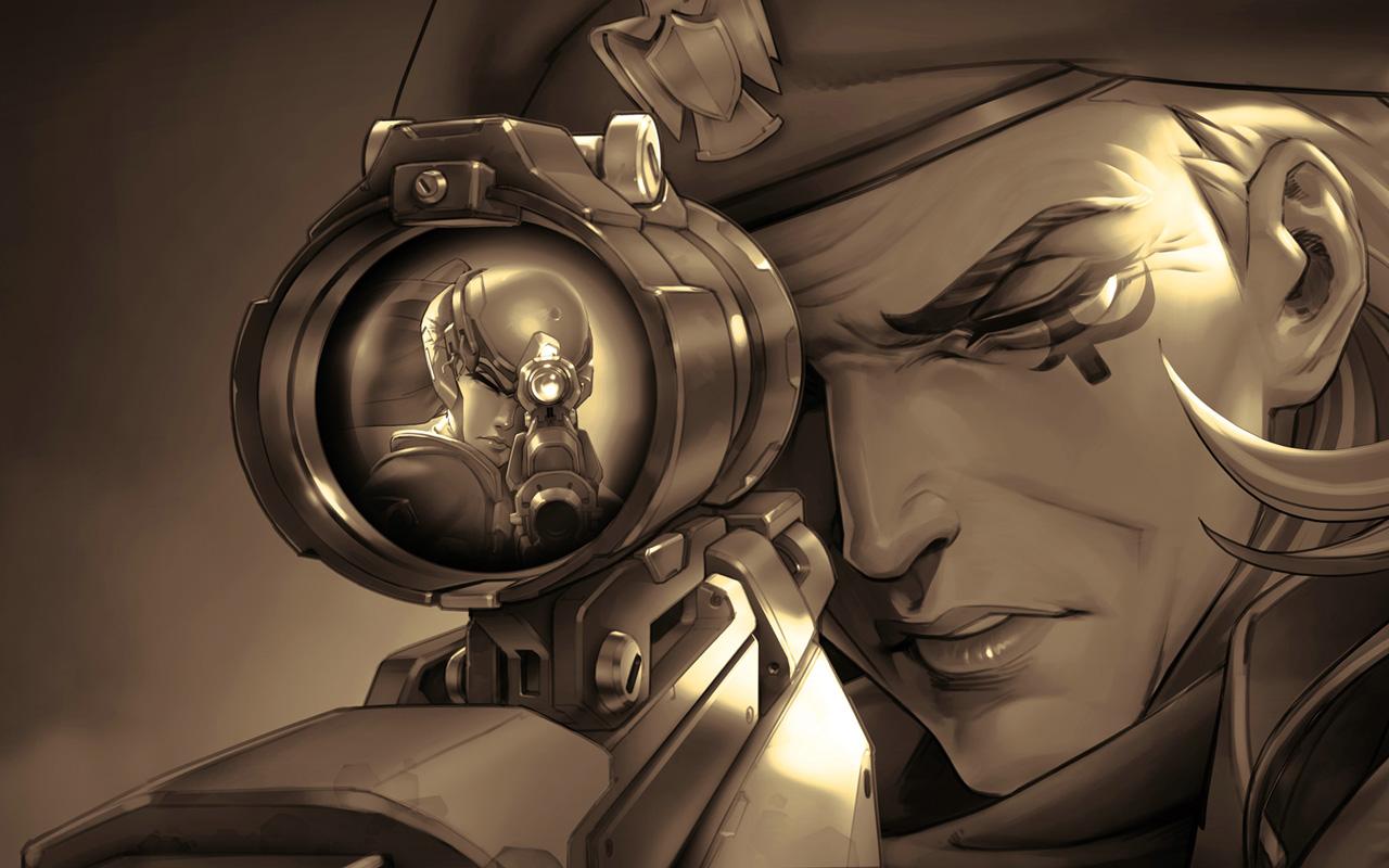Overwatch Wallpaper in 1280x800