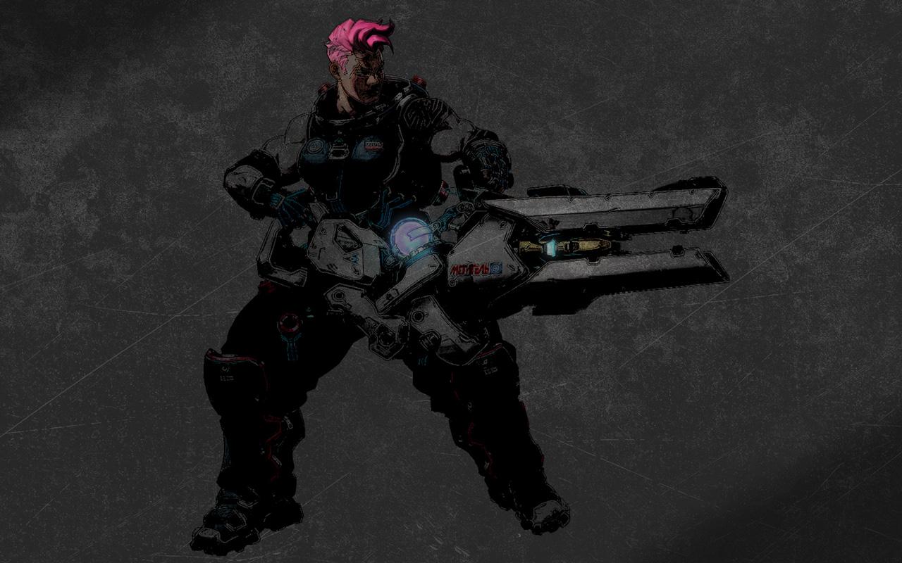 Free Overwatch Wallpaper in 1280x800