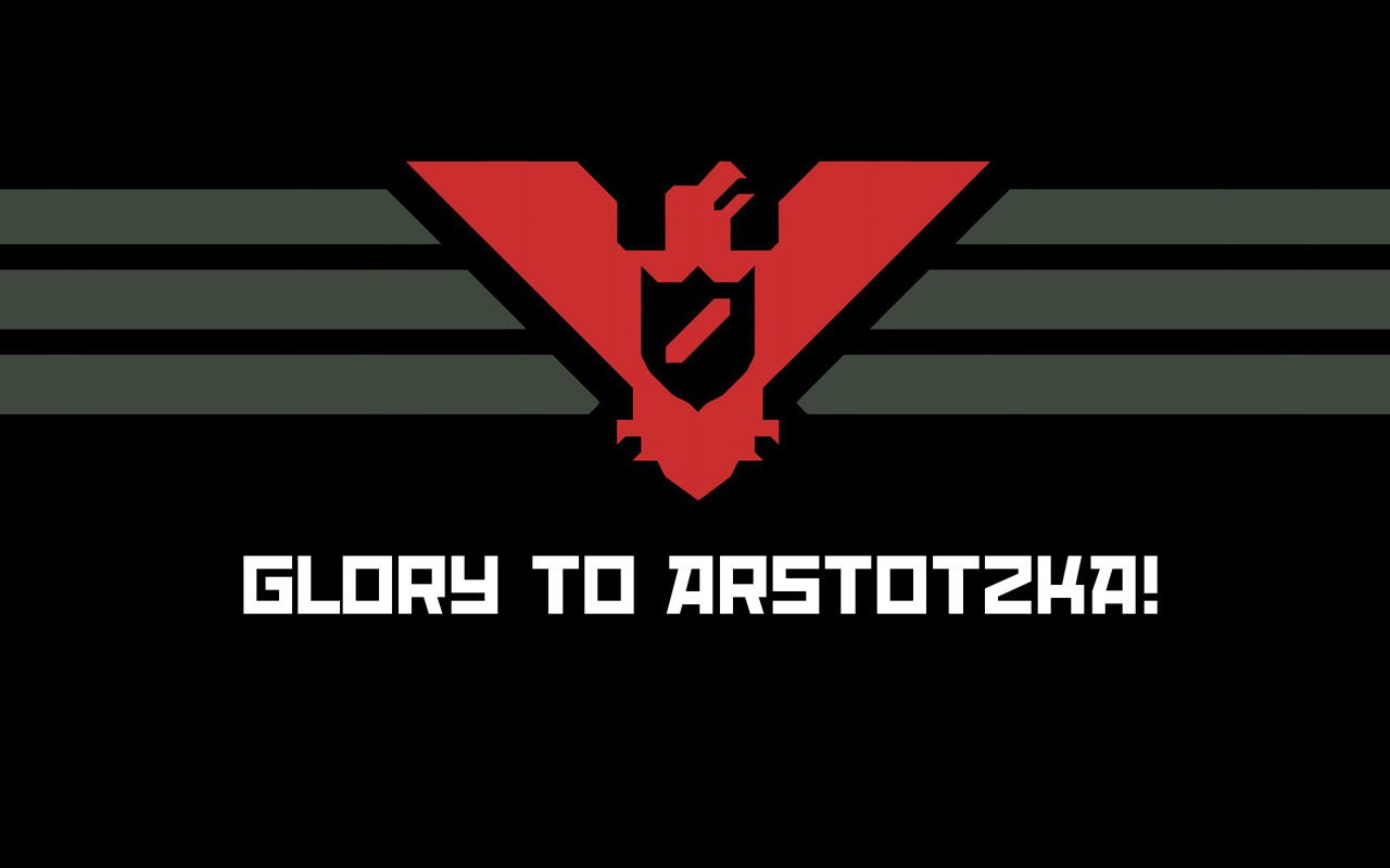 Free Papers, Please Wallpaper in 1280x800