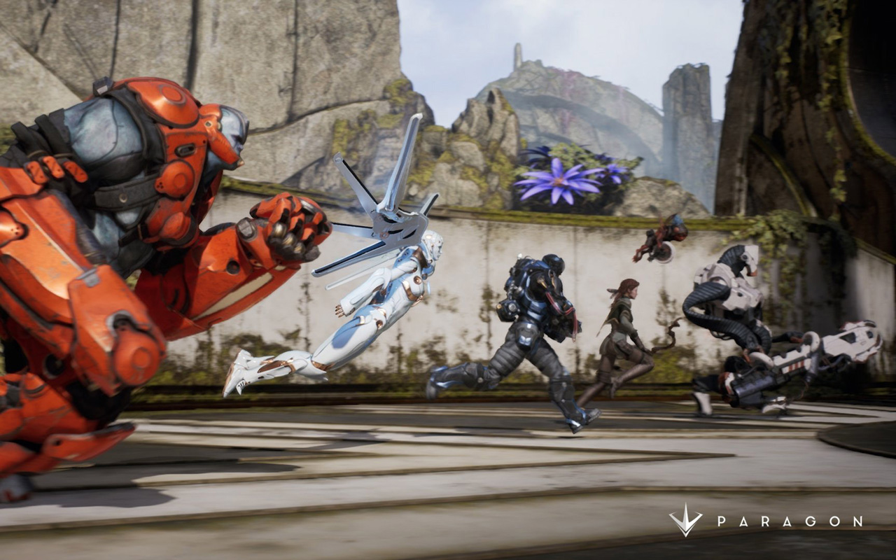 Free Paragon Wallpaper in 1280x800