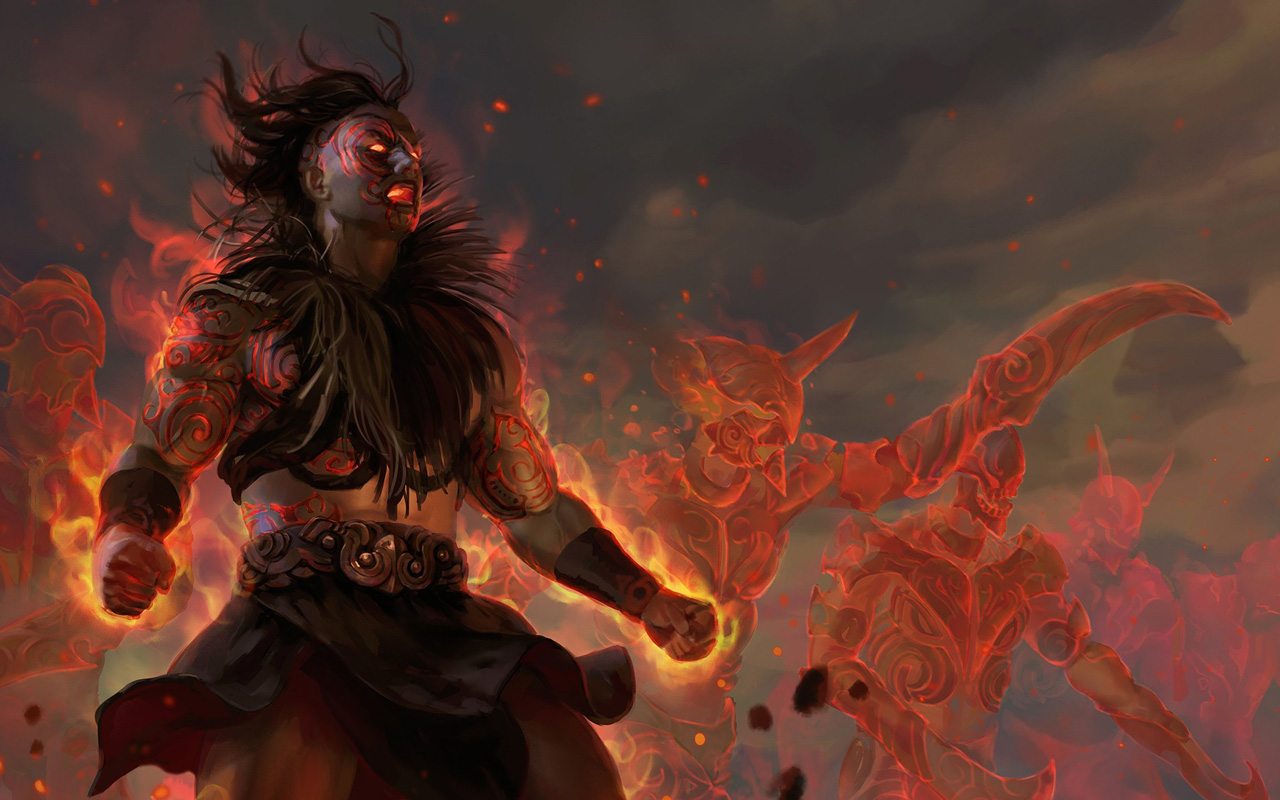 Free Path of Exile 2 Wallpaper in 1280x800