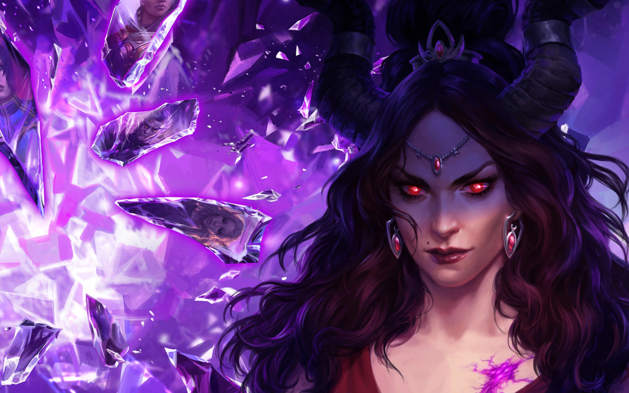 Free Pathfinder: Wrath of the Righteous Wallpaper in 1280x800