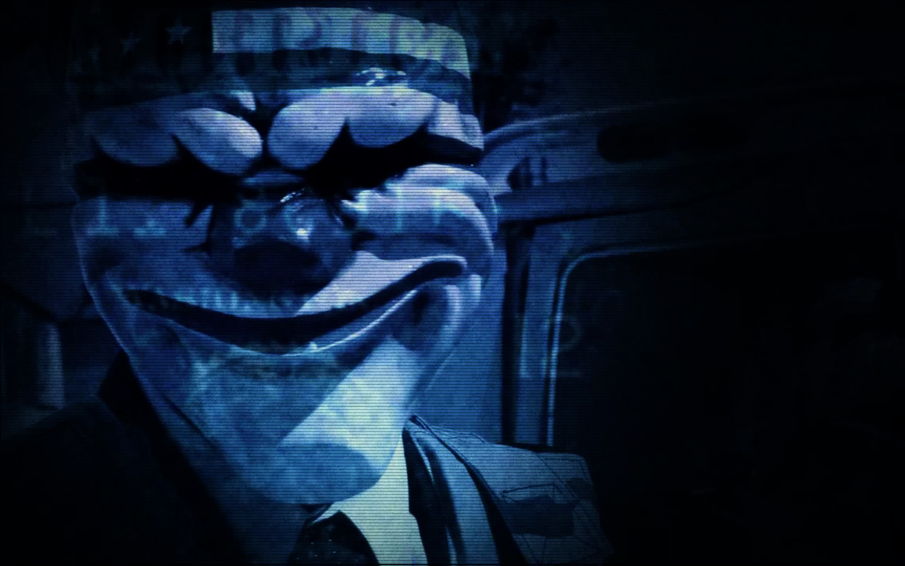 Free Payday 2 Wallpaper in 1280x800