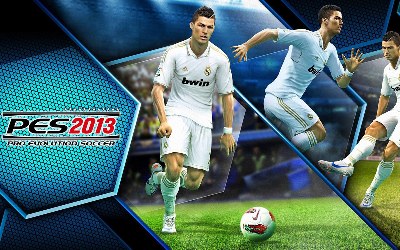Free Pro Evolution Soccer 2013 Wallpaper in 1280x800