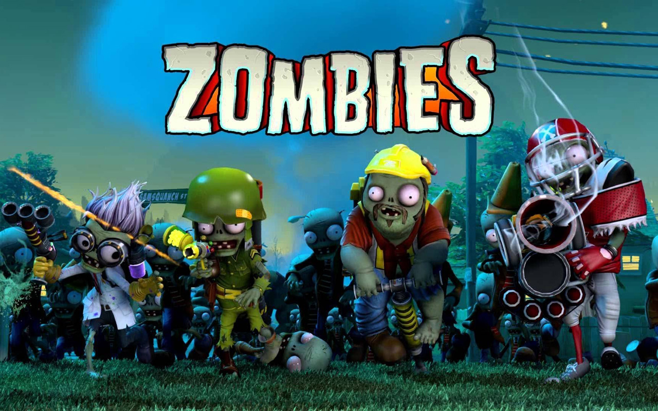 Free Plants vs. Zombies: Garden Warfare Wallpaper in 1280x800