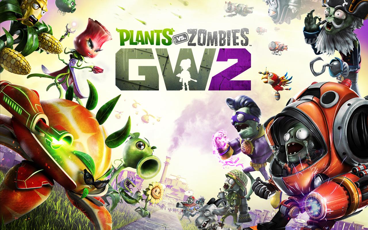 Free Plants vs. Zombies: Garden Warfare 2 Wallpaper in 1280x800