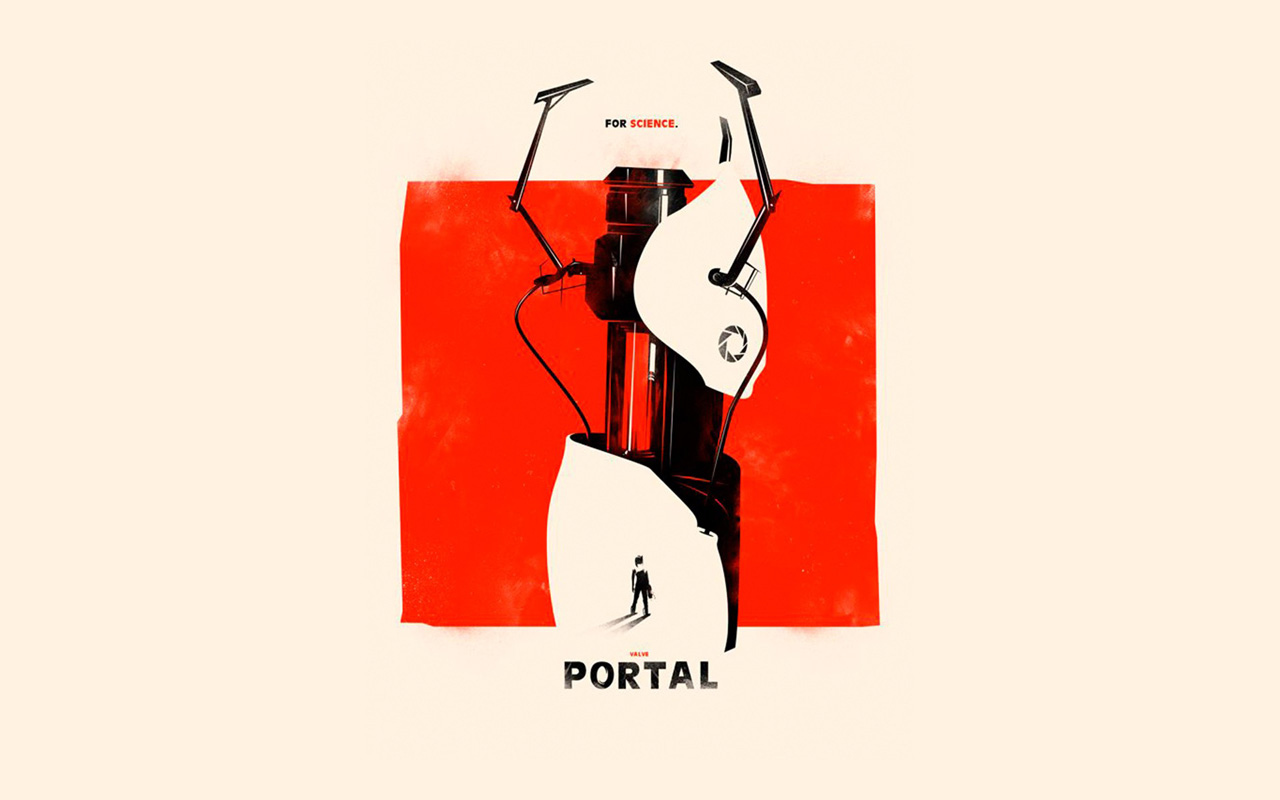 Free Portal Wallpaper in 1280x800