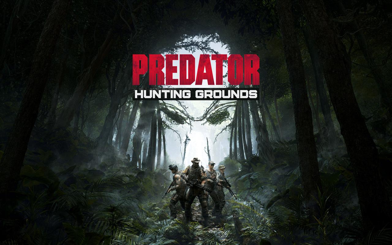 Free Predator: Hunting Grounds Wallpaper in 1280x800