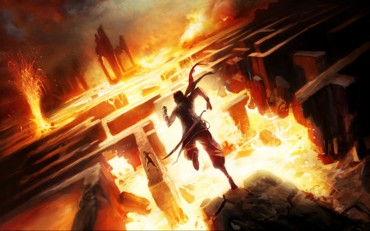 Free Prince of Persia Wallpaper in 1280x800