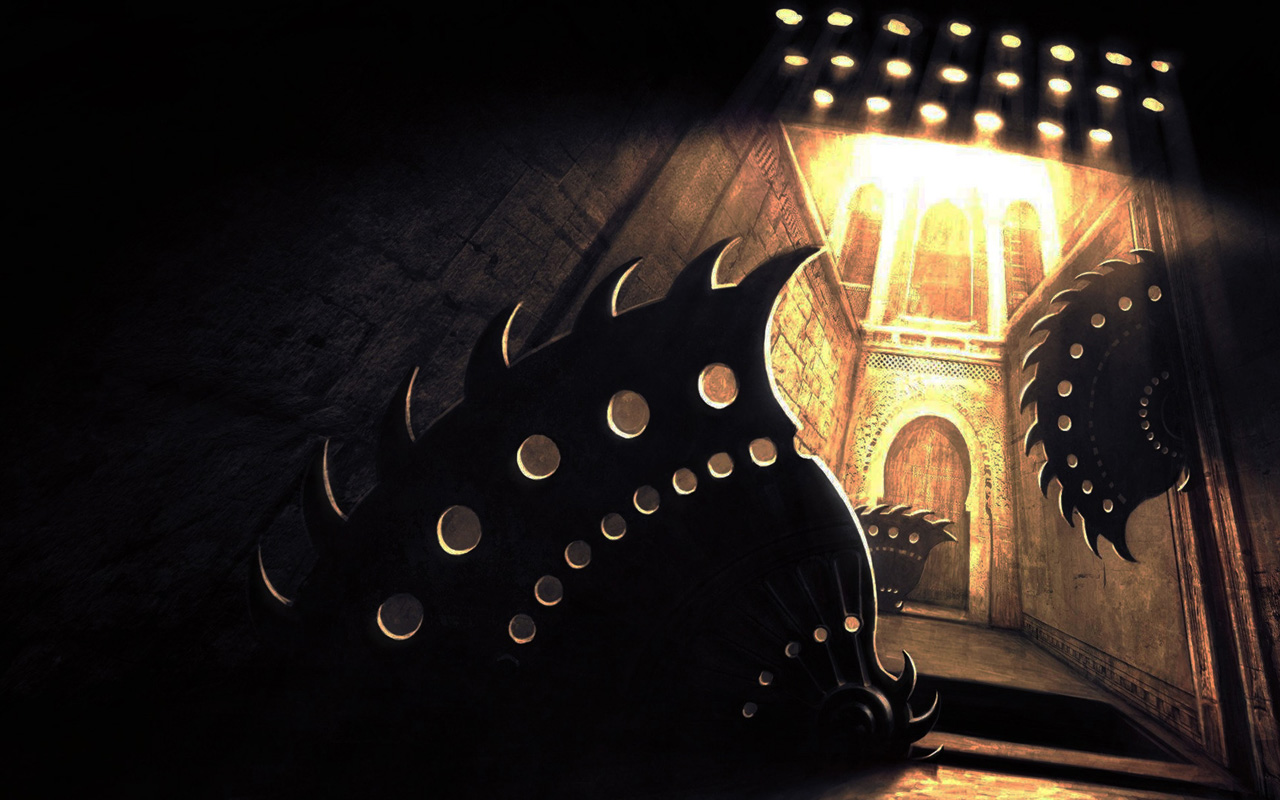 Free Prince of Persia: The Sands of Time Wallpaper in 1280x800