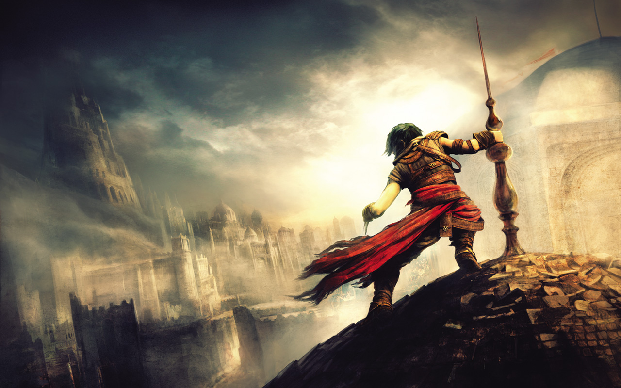 Free Prince of Persia: The Two Thrones Wallpaper in 1280x800